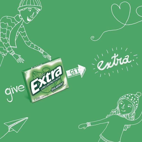 Extra Grandpa Gum